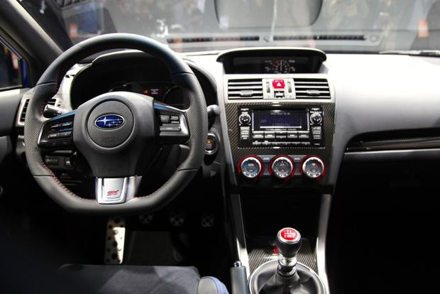 2015 Subaru WRX STI: Detroit Auto Show featured image large thumb9