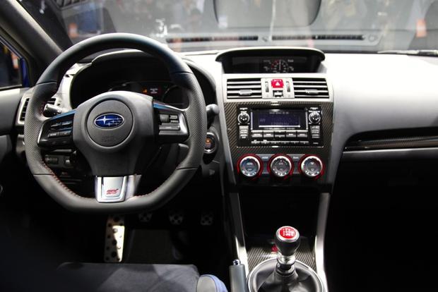 2015 Subaru WRX STI: Detroit Auto Show featured image large thumb9