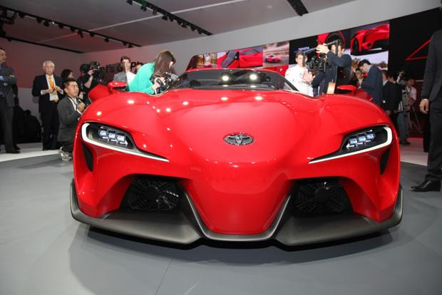 Toyota FT-1 Concept: Detroit Auto Show featured image large thumb0