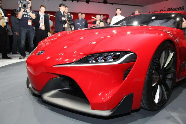 Toyota FT-1 Concept: Detroit Auto Show featured image large thumb1