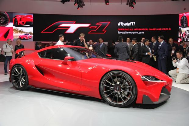 Toyota FT-1 Concept: Detroit Auto Show featured image large thumb2