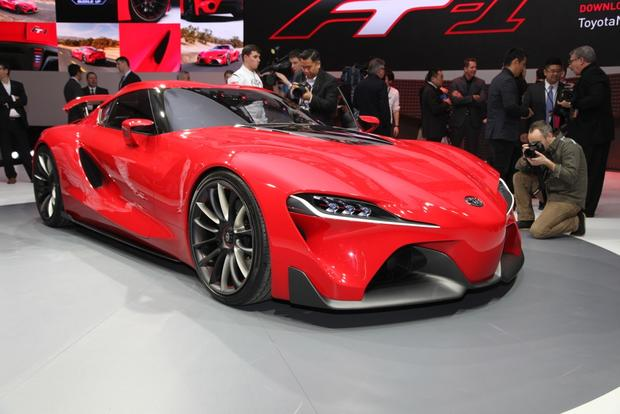 Toyota FT-1 Concept: Detroit Auto Show featured image large thumb3