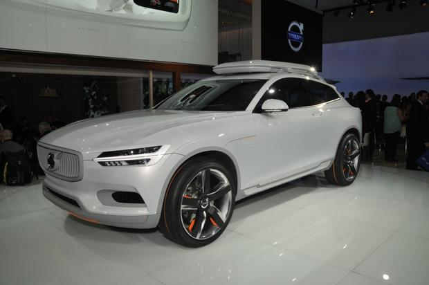 Volvo Concept XC Coupe: Detroit Auto Show featured image large thumb1