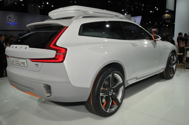 Volvo Concept XC Coupe: Detroit Auto Show featured image large thumb3