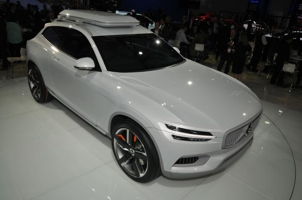 Volvo Concept XC Coupe: Detroit Auto Show featured image large thumb5