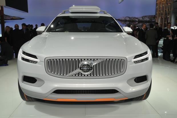 Volvo Concept XC Coupe: Detroit Auto Show featured image large thumb6