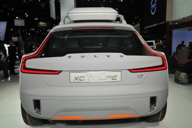 Volvo Concept XC Coupe: Detroit Auto Show featured image large thumb7