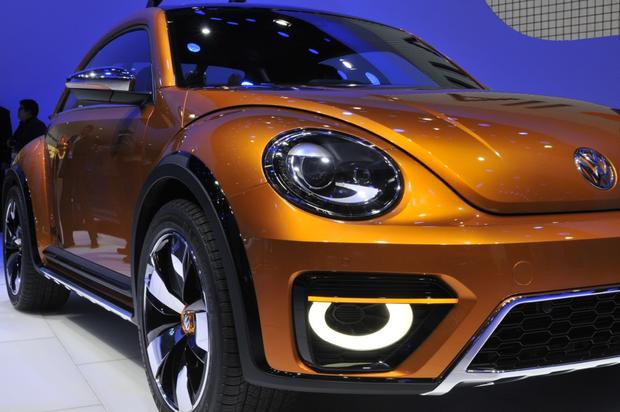 Volkswagen Beetle Dune Concept: Detroit Auto Show featured image large thumb0
