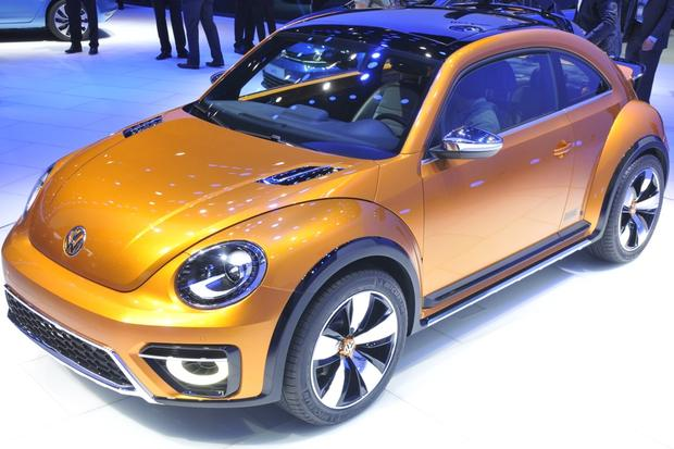Volkswagen Beetle Dune Concept: Detroit Auto Show featured image large thumb1
