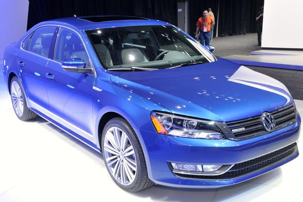 Volkswagen Passat BlueMotion Concept: Detroit Auto Show featured image large thumb0