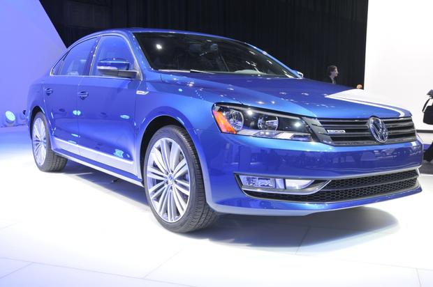 Volkswagen Passat BlueMotion Concept: Detroit Auto Show featured image large thumb1