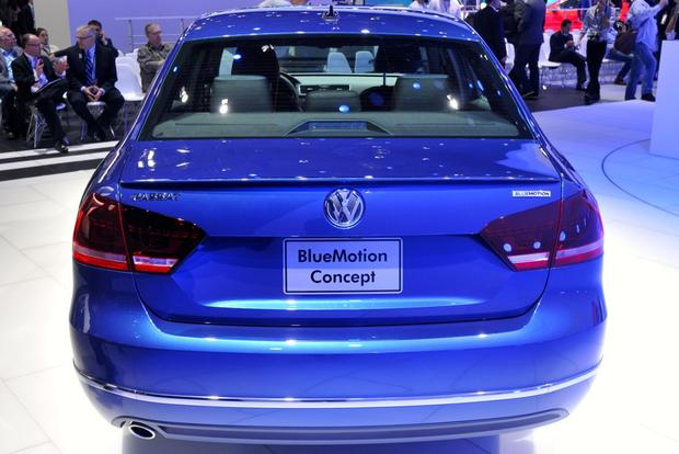 Volkswagen Passat BlueMotion Concept: Detroit Auto Show featured image large thumb4