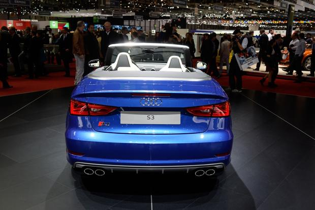 Audi S1 and S3 Cabriolet: Geneva Auto Show featured image large thumb8