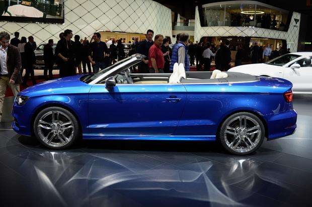 Audi S1 and S3 Cabriolet: Geneva Auto Show featured image large thumb9