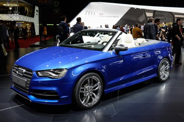 Audi S1 and S3 Cabriolet: Geneva Auto Show featured image large thumb10
