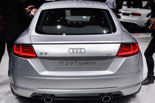 2016 Audi TT: Geneva Auto Show featured image large thumb1
