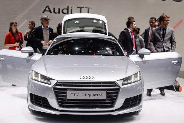 2016 Audi TT: Geneva Auto Show featured image large thumb2