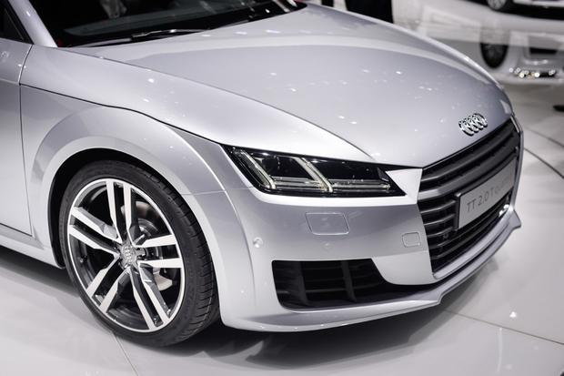 2016 Audi TT: Geneva Auto Show featured image large thumb3