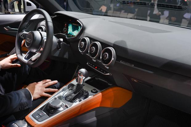 2016 Audi TT: Geneva Auto Show featured image large thumb6