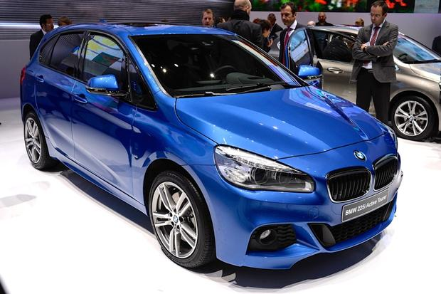 BMW 2 Series Active Tourer: Geneva Auto Show featured image large thumb0