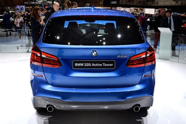 BMW 2 Series Active Tourer: Geneva Auto Show featured image large thumb1