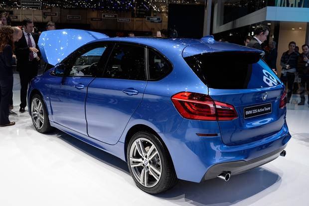 BMW 2 Series Active Tourer: Geneva Auto Show featured image large thumb2