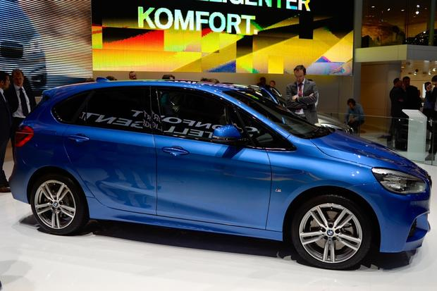 BMW 2 Series Active Tourer: Geneva Auto Show featured image large thumb3