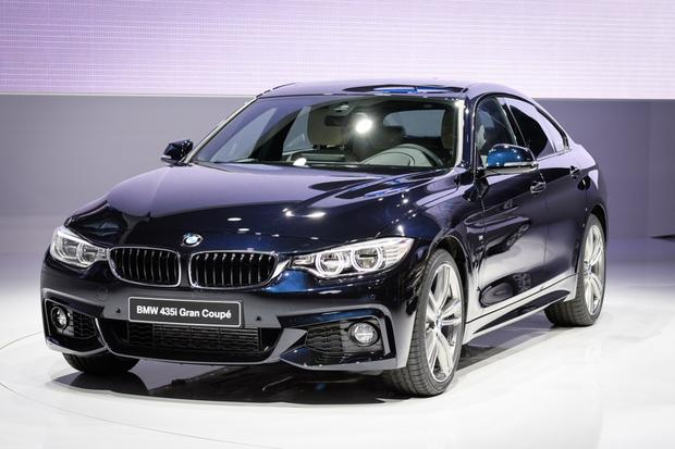 2015 BMW 4 Series Gran Coupe: Geneva Auto Show featured image large thumb0