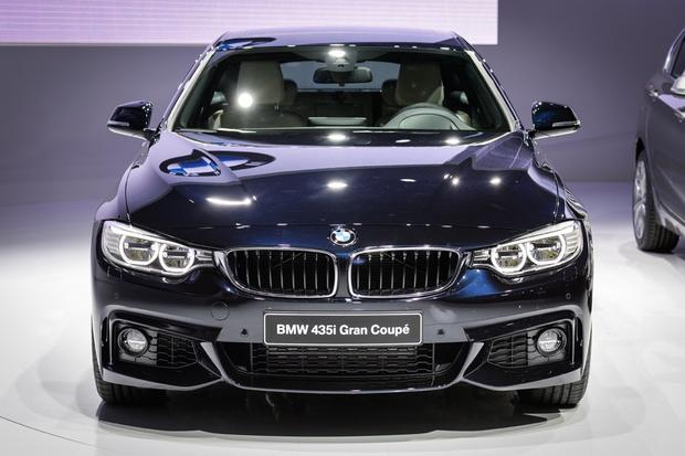 2015 BMW 4 Series Gran Coupe: Geneva Auto Show featured image large thumb1