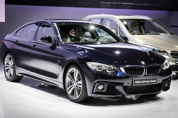 2015 BMW 4 Series Gran Coupe: Geneva Auto Show featured image large thumb2