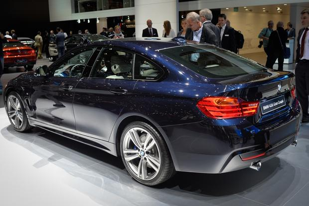 2015 BMW 4 Series Gran Coupe: Geneva Auto Show featured image large thumb4