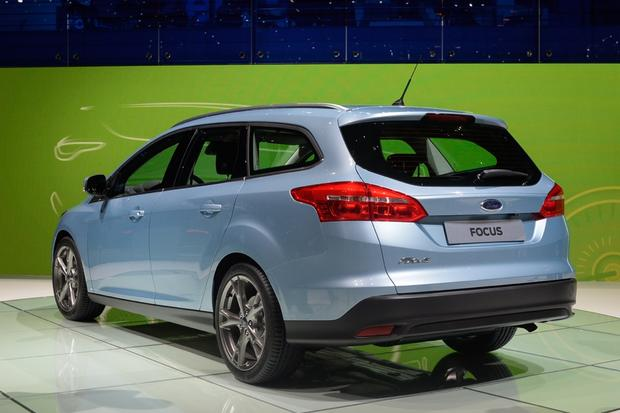 2015 Ford Focus: Geneva Auto Show featured image large thumb1