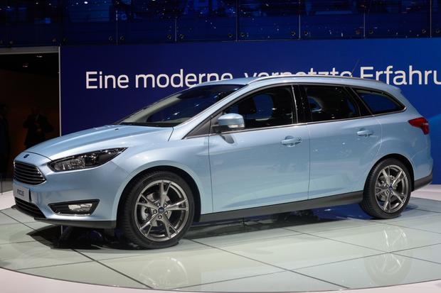 2015 Ford Focus: Geneva Auto Show featured image large thumb2