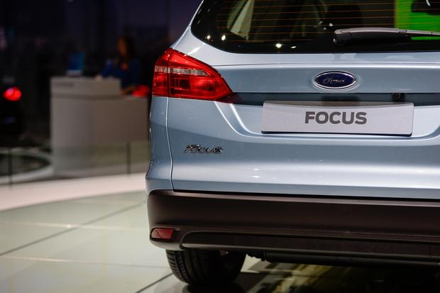 2015 Ford Focus: Geneva Auto Show featured image large thumb4
