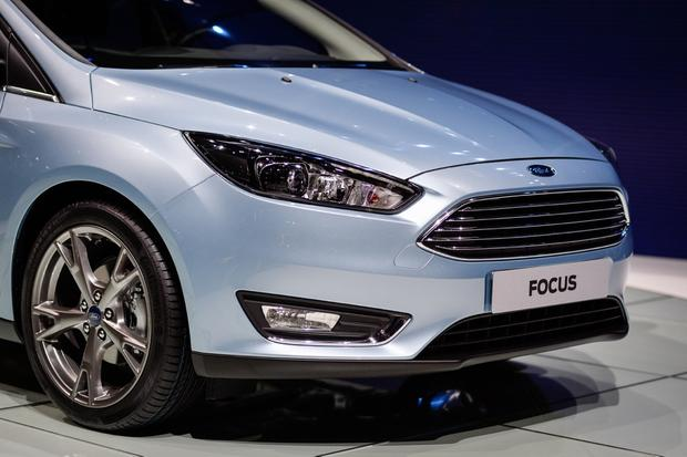 2015 Ford Focus: Geneva Auto Show featured image large thumb5