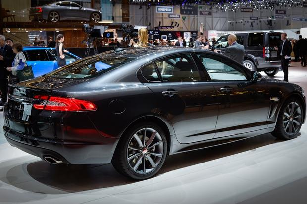 Jaguar XF R Sport: Geneva Auto Show Featured Image Large Thumb0
