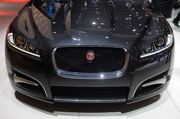 Jaguar XF R-Sport: Geneva Auto Show featured image large thumb2