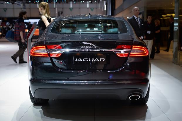 Jaguar XF R-Sport: Geneva Auto Show featured image large thumb3