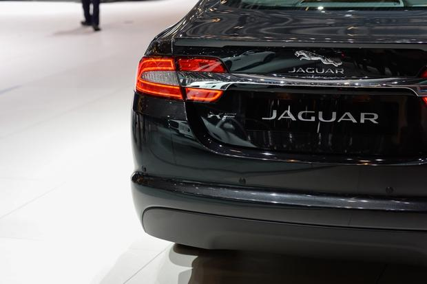 Jaguar XF R-Sport: Geneva Auto Show featured image large thumb4