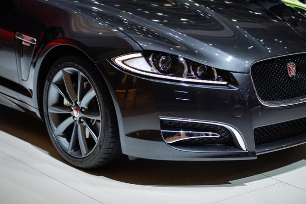 Jaguar XF R-Sport: Geneva Auto Show featured image large thumb6