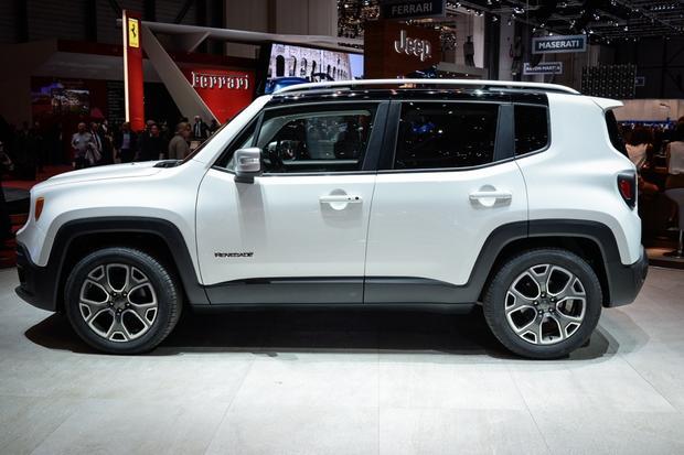 2015 Jeep Renegade: Geneva Auto Show featured image large thumb0