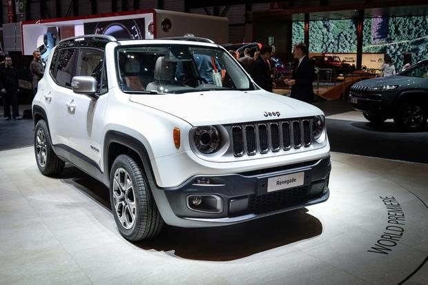2015 Jeep Renegade: Geneva Auto Show featured image large thumb1