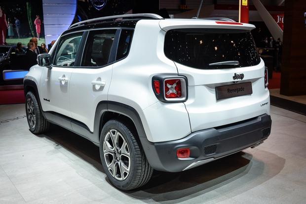 2015 Jeep Renegade: Geneva Auto Show featured image large thumb2