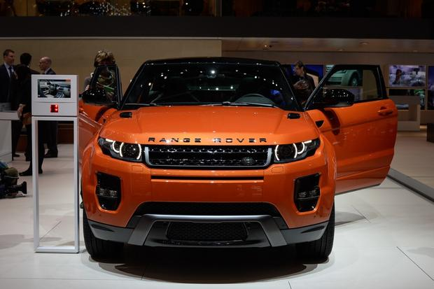 2015 Land Rover Range Rover Evoque Autobiography: Geneva Auto Show featured image large thumb2