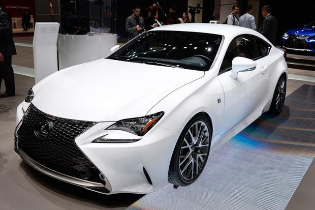 2015 Lexus RC 350 F Sport: Geneva Auto Show featured image large thumb0
