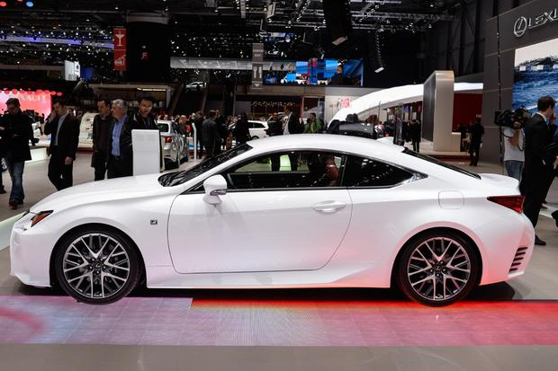 2015 Lexus RC 350 F Sport: Geneva Auto Show featured image large thumb1