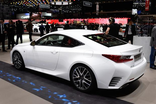 2015 Lexus RC 350 F Sport: Geneva Auto Show featured image large thumb2