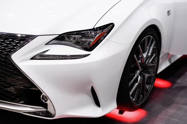2015 Lexus RC 350 F Sport: Geneva Auto Show featured image large thumb3