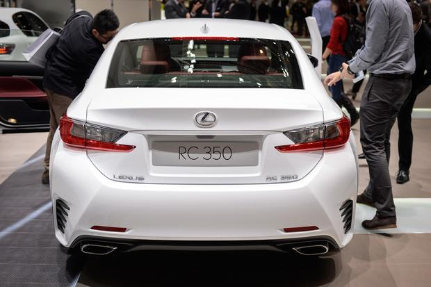 2015 Lexus RC 350 F Sport: Geneva Auto Show featured image large thumb5