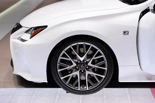 2015 Lexus RC 350 F Sport: Geneva Auto Show featured image large thumb6